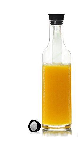 Viva Scandinavia Karaffe Perfect Chiller Glas mit Kühlstab