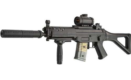 Softair Gewehr Combat Zone RS2, elektrisch Abbildung 2