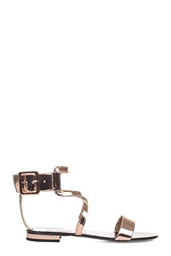MARC ELLIS Femme MA3047BRONZE Bronze Cuir Sandales