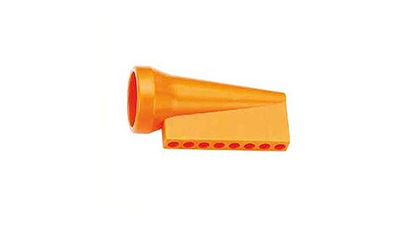 JETON tubo flessibile snodabile per frigorifero da 1//2 tubo per giunto di raffreddamento bocchetta per doccia ugello angolare a 90/° tubo snodato