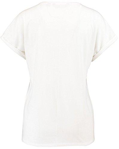 Garcia Damen T-Shirt L70202 (off white) 53