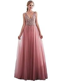cb4cc079909c Amazon.it  18 Anni Festa Vestito - Vestiti   Donna  Abbigliamento