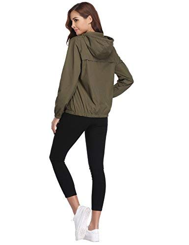 31bQZ7XnwIL - Abollria Women Rain Jacket Waterproof with Hood Lightweight Active Outdoor Windbreaker Raincoats