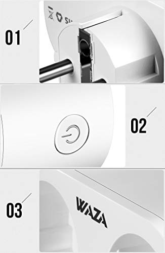 Zoom IMG-3 waza presa wifi smart plug