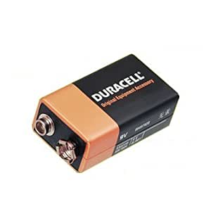 duracell oem 9 volt block industrieware batterie mn1604 elektronik. Black Bedroom Furniture Sets. Home Design Ideas