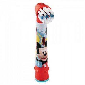 Oral-B Stages Power Mickey Mouse - Replacement Brush Heads (1 pack = 3 pieces) Disney for kids!