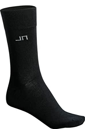 James & Nicholson Function Sport Socks - Chaussettes Casual Mixte, Noir (black) - (Taille fabricant: 39-41)