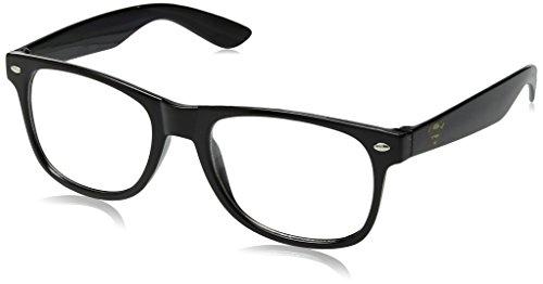 (Superman - Clark Kent Nerd Brille, Kostüm Zubehör, Accessoire, Kunststoff)