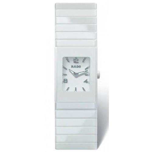 Rado Women's R21712022 Rado Ceramica White Dial Watch by Rado