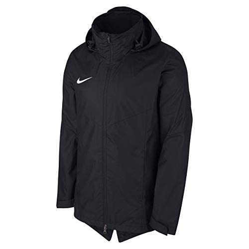 Nike Kinder Academy18 Regenjacke, schwarz (black/Black/White), L