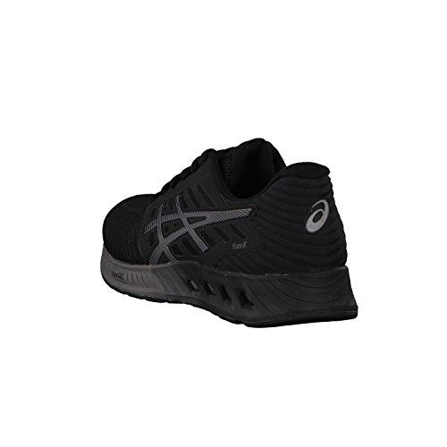 ASICS fuzex t689N-9096Femme Chaussures Noir Noir