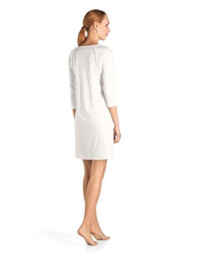 Hanro Damen Nachthemd Pure Essence Off White