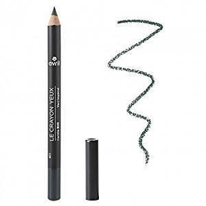 AVRIL – Lápiz de Ojos – Verde Imperial 638 – BIO – Aplicación Precisa, Apto para Ojos Sensibles, Cuida la piel