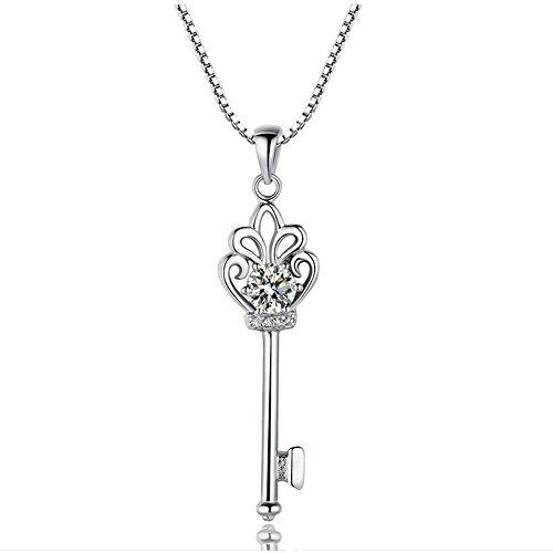 sabrina-royal-crown-key-form-sterlingsilber-925-hngende-halskette-mit-05-cm-aaa-swarovski-kristall-s