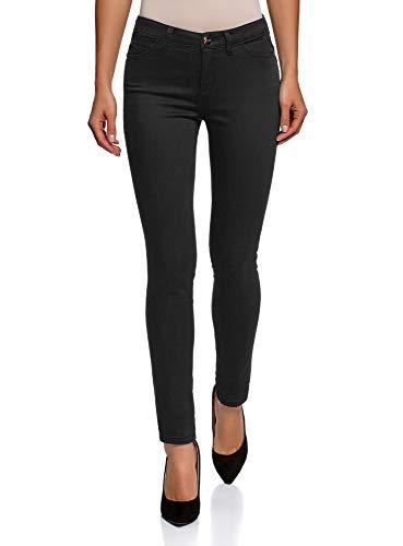 81622bd34 pantalon vaquero negro mujer - Shopping Style