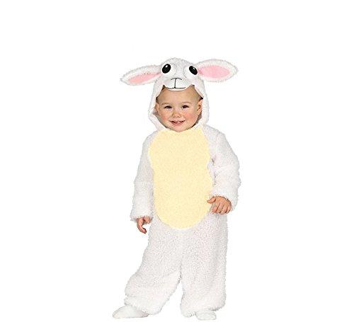 Kostüm Schäfchen - Baby Kostüm Schaf Hanna Gr. 68-92 Kleinkind Tier Ostern Fasching (68/80)
