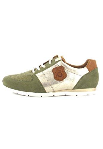 GABOR comfort - Damen Sneaker - Grün Schuhe in Übergrößen Grün