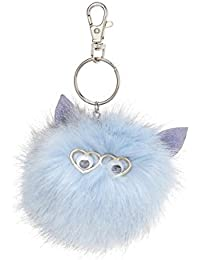 Accessorize Porte-clés orné de pompons Speccy Becky - Femme