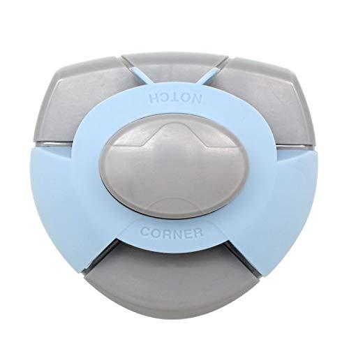 Efco Encoche et Coin Punch, Bleu, 8 x 7 x 4 cm