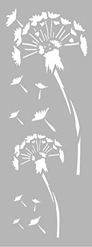 Grigio Decoart Andy Skinner Mixed Media Stencil 30,5/x 7,6/cm Bolle 12/x 3/Stencil