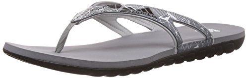 adidas Herren 5 M Calo 5 m Flip Flops-Blue/weiß, Größe 10 - Schwarz/Weiß, 13 UK