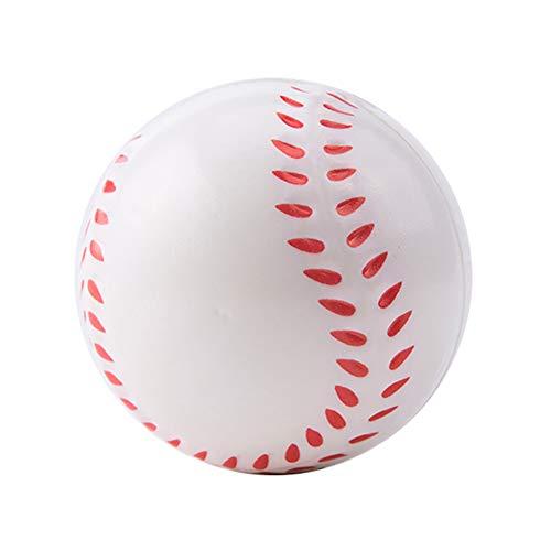 osmanthusFrag Ballon De Décompression en PU Jouets pour Enfants Basket-Ball Football Volley-Ball Ballon De Jouet Jouets pour Enfants Base-Ball*