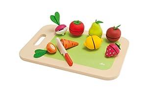 Sevi - Tabla para Fruta y verdura (Trudi 82320)