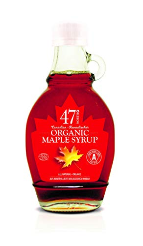 47 North Canadian Organic Maple Syrup