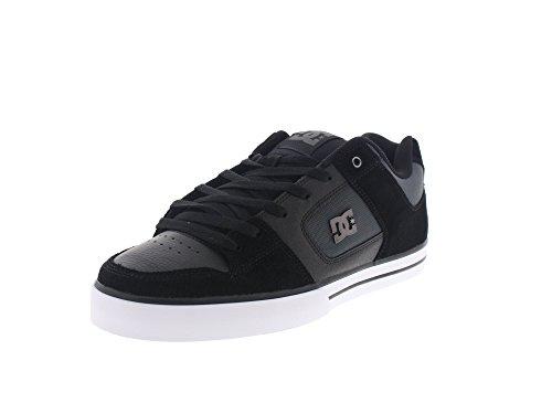 DC Herren Pure Se Low-Top Black/Dark Grey