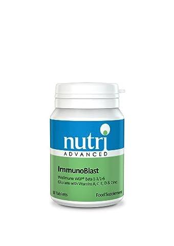 Nutri Advanced - Immunoblast (with vitamins A, C, E, D & Zinc) - 60tabs