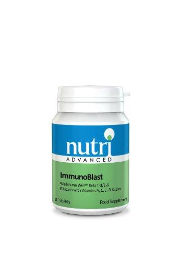 Nutri Advanced – Immunoblast (with vitamins A, C, E, D & Zinc) – 60tabs