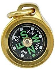 MecArmy CMP Kompass mit Kette Teardrop geformtes Design Entworfen für den täglichen tragen