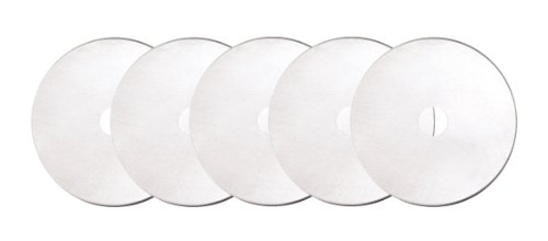 Fiskars Rotary Cutter Blade Refills-60mm 5/Pkg -