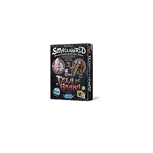 Days of Wonder- SmallWorld: Una Tela de Araña - Español, Color, Talla Unica (EDGDW790821)