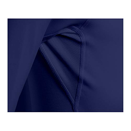 adidas Kinder Alphaskin Longsleeve Funktions Shirt, Dark Blue, 164