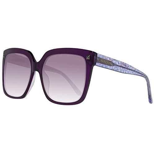 Guess MARCIANO Damen GM0740-5883C Sonnenbrille, Violett (Purple), 58