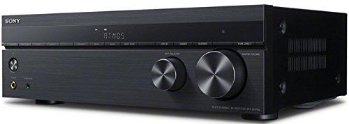 Sony STR-DH790 AV Receiver (7.2-Kanal, Dolby Atmos/DTS:X, 4K HDR, Verbindung über HDMI, Bluetooth und USB, mit High Resolution Audio) schwarz (Surround Receiver 7 1 Sound)