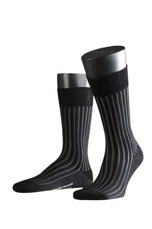 FALKE Herren Socken 14648 Shadow Business SO, Gr. 39/40, Grau (Grey-White) (Grey-White) (Grey-White) (Grey-White) (Grey-White) (Grey-White) (Grey-White) (grey-white 3030)