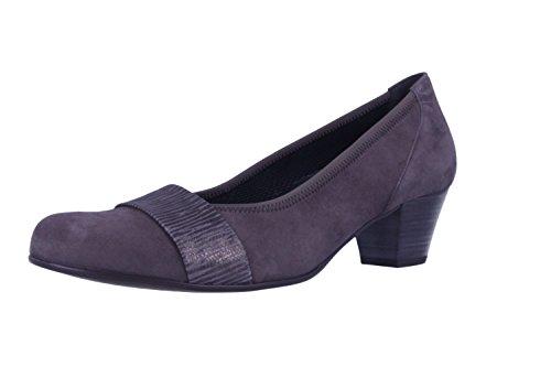 Gabor 36.153.29, Scarpe col tacco donna Grigio grigio Grigio (grigio)