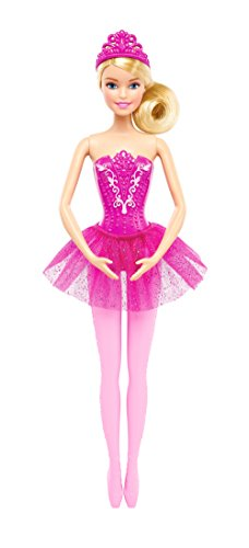 Barbie DHM42 Ballerina Puppe (pink)