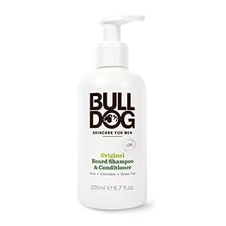 Bulldog Original 2-in-1 Beard Shampoo and Conditioner, 200 ml