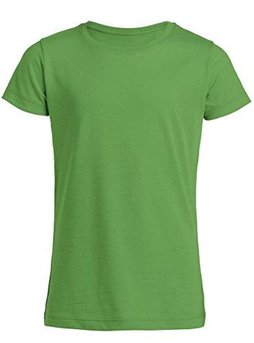 Maratus Mädchen Bio T-Shirt aus Baumwolle 152-164 / dunkelgrün -