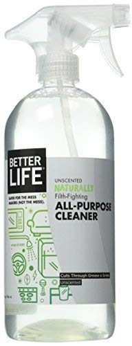 Better Life What-Ever All-Purpose Scent Free Cleaner, 32 Ounce by Better Life