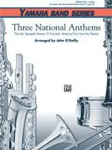 Three National Anthems (Star Spangled Banner, O Canada!, America/God Save the Qu