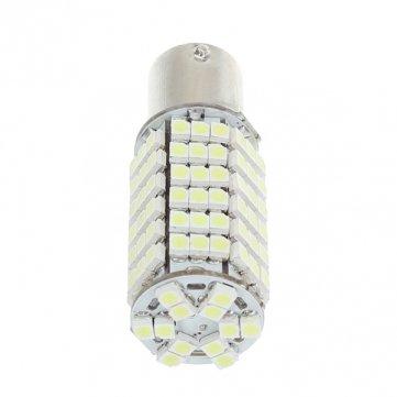 12V 9W 3528102pcs LED Auto-Glühlampe Weiß + Warm Weiß