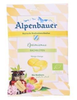 Alpenbauer Bachblüten Optimismus Mango Orange Bio Bonbons Menge:75g