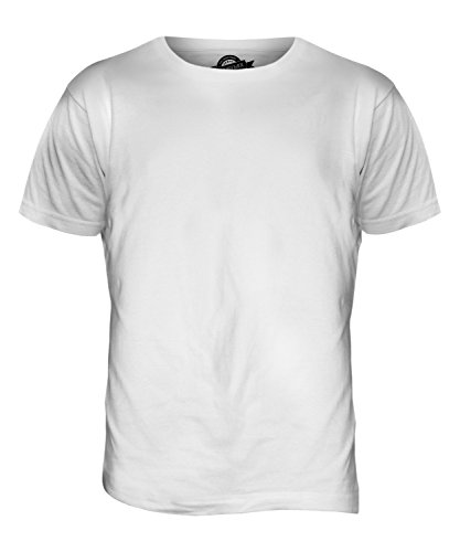 CandyMix Barkeeper Evolution Des Menschen Herren T Shirt Weiß