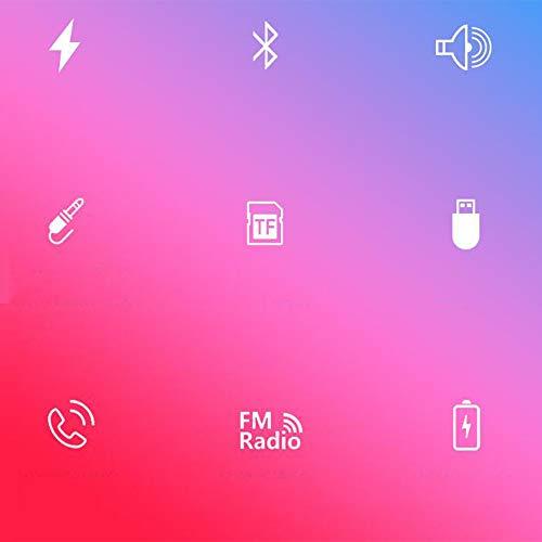 Zoom IMG-1 lcm wireless bluetooth speaker computer