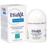 Etiaxil Deodorant für empfindliche Haut, 2Stück