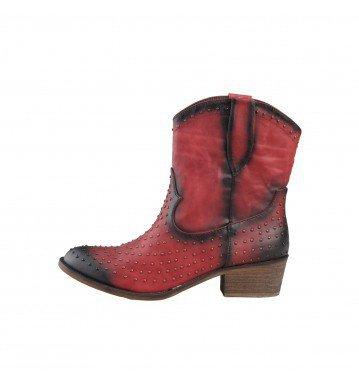 ana-lublin-botas-cowboy-campbell-rojo-eu-36